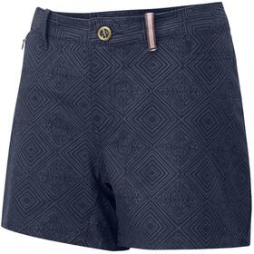 Sherpa Jatra - Pantalones cortos Mujer - azul